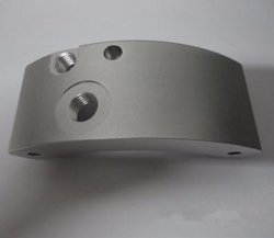 Five-Axis обработки ЧПУ фрезерования фаски металла, пневматических компонентов, гидравлические компоненты и электрические компоненты, фитинги, механические компоненты
