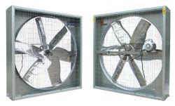 Pignon et Rack Window System pour Greenhouse Fan