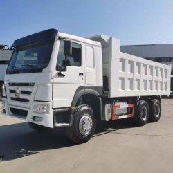 중고 덤프 트럭 HOWO 6 * 4 10휠 HOWO 371 375 Sinotruk Tipper는 2020년 저렴한 가격으로 제조되었습니다