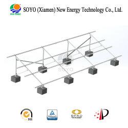L'énergie de Soyo Hot Sale Ground-Based Support solaire en acier au carbone