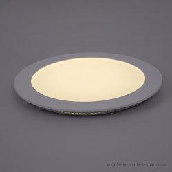 Lâmpada de teto rebaixado redonda 18W Luz do painel de LED para fins residenciais