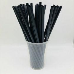 Transparente PLA-Strohhalme 100 % Recycelte Biologisch Abbaubare Trinkhalme