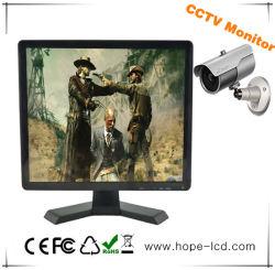 15 '' 4:31024*768 12V Black LCD USB kabeltelevisie Tester Monitor voor kabeltelevisie Camera Support TV/AV/HDMI/VGA/SD/MMC/USB Input