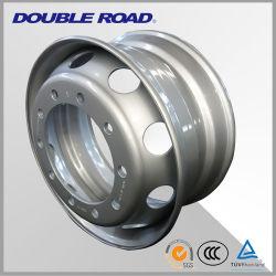 Jante de roue en acier chinois de gros Factory 9.00x22.5 11.75x22.5 8.25X22.5 Prix de roue