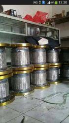 أنبوب من الفولاذ المقاوم للصدأ مرنة خرطوم المعدن مع أفضل سعر
