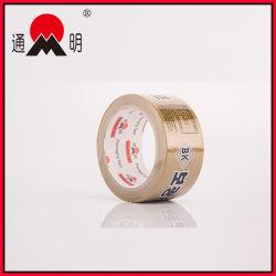 Personalize o adesivo impresso Castanha do logotipo BOPP fita de embalagem