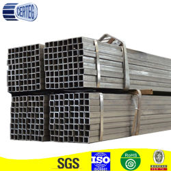 50*50мм мягкой ВПВ квадратная стальная труба