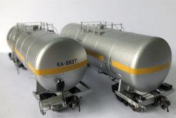 L'échelle HO O Train, de former le modèle, modèle de réservoir d'huile, wagon, la collecte jouet