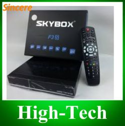 Skybox F3s HD 수신기 WiFi Skybox에서 무료로 앉아 보세요