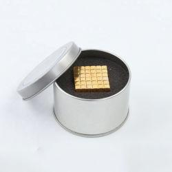 Оптовая торговля индивидуального пакета неодимовый 5/10мм Cube магнита