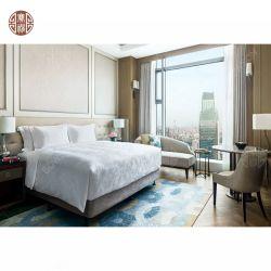 Matériau de l'apparence moderne en bois Star Hotel Chambre à coucher Meubles OEM