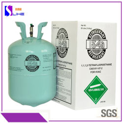 13.6kg Climatisation automatique du réservoir de gaz réfrigérant R-134A&R134A