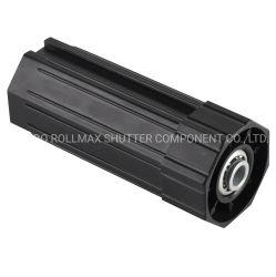 Obturador do rolete Fichas Component / material obturador acessórios de porta da tampa de plástico com Rolamento
