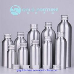 bottiglia di alluminio dell'alcool di 500ml 700ml 750ml 800ml 1000ml con il coperchio a vite