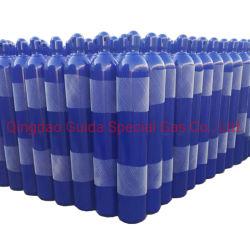 China-Made DOT-3AA standard vérin à gaz haute pression transparente / Cylindre d'oxygène / cylindre du vérin d'HÉLIUM Argon /