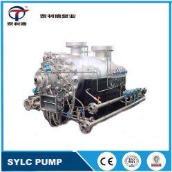 API610 BB5 Double-Casing haute température Pluriétagé raffinerie de pétrole Pétrole Horizontal électrique de la pompe de transfert d'eau chaude