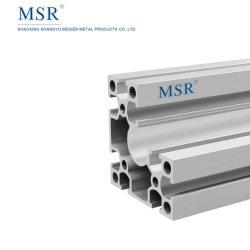 Go6630L Section Profil en aluminium anodisé pour la mécanique du système d'automatisation