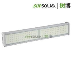 AC100-277V 100W rectângulo espectro completo de fábrica de LED de iluminação crescer