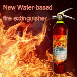 Fácil de llevar 980ml de agua portátil basado extintor de incendios