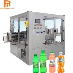 Haute vitesse automatique de l'étiquetage de l'OPP de colle thermofusible Machine