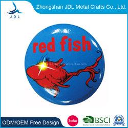 Logo personnalisé impression offset couleur pleine d'un insigne de l'impression 3D'émail métallique en laiton Nom d'un drapeau de l'écran de soie imprimés CMJN Bouton fer-blanc d'un insigne pour cadeau promotionnel (43)
