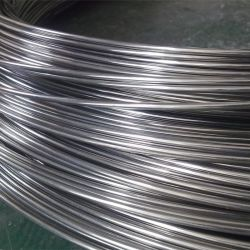 Bright recuit SS316 Fils en acier inoxydable