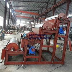 Certificación CE húmedos de alta intensidad separador magnético de la minería máquina