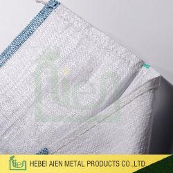 Pp. gesponnene Beutel kundenspezifische Plastiktasche mit Firmenzeichen-Druck