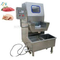 고속 돼지고기 식염수 주사 기계/육류 브린 주입기