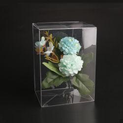 Custom película de plástico de PVC/Dobragem Pet Caixa de Embalagem (Caixa de oferta)