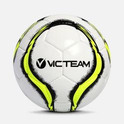 Taiwán coser a mano de la vejiga de butilo coinciden con pelota de fútbol sala
