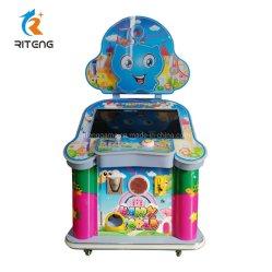 놀이공원을 위한 키즈 게임들을 상호 작용하는 코인형 비디오