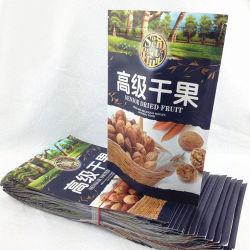 Resealable Plastic Tribune op de Zak van de Verpakking van het Voedsel van de Ritssluiting met Ritssluiting