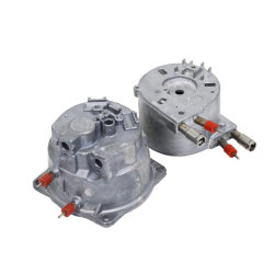 Calefacción de Shell de tubo de aluminio moldeado a presión personalizada