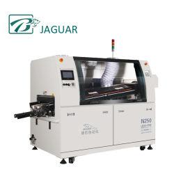 Волна оборудования для пайки для DIP вставить строку Jaguar N250