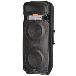 Два 15-дюймовый сабвуфер Bass с Bluetooth® PRO Audio динамик заслонки смешения воздушных потоков
