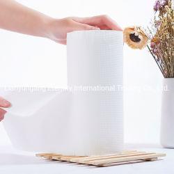 최신 판매 우수한 질 손타월 부엌 롤 수건 종이