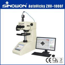 Testador de dureza Vickers Micro automática com precisão X-Y PLATAFORMA DE CIRCULAÇÃO
