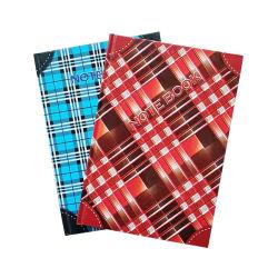 Grid Inner Hardcover Notebooks Perfect Binding 을 사용자 지정합니다