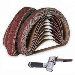 La courroie d'abrasif machine pneumatique, la bande abrasive