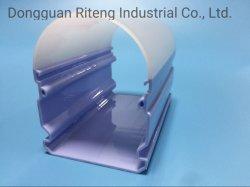 Melhor qualidade de extrusão de plástico PC/LED de PMMA abajur cobrir Tupe e Tubo