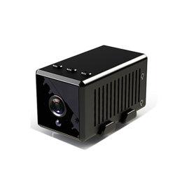 Macchina fotografica portatile di P2p di WiFi Onvif Ai di deviazione standard della scheda di APP della nube della pila secondaria di potere del CCTV del IP del mini di Web del PC cubo segreto astuto senza fili miniatura di obbligazione domestica (wc002D9)
