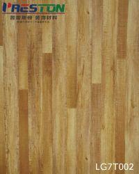 AC3 8.3mm ranura en V fabricado de madera /Piso Laminado/suelo laminado