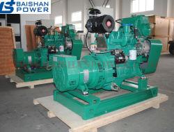 De diesel Mariene Generator van de Generator met Marine die van het Gebruik 200kVA 150kVA 100kVA 80kVA 75kVA Stamford Genset Generador Marino van de Motor van Cummins Yuchai de Mariene Reeks produceren