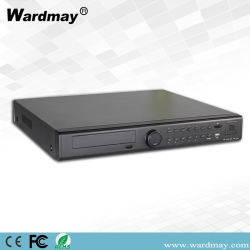 Wdm CCTV 16chs 5.0MP 통신망 Ahd 안전 감시 Recorde DVR