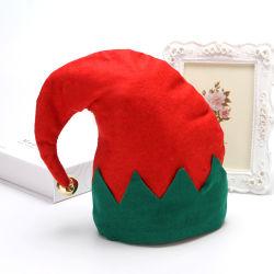 비 길쌈된 매우 연약한 모자 아이들 성숙한 고전적인 산타클로스 크리스마스 모자