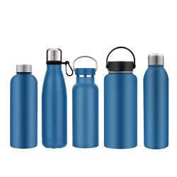 Lidの別TypeのDouble Wall Stainless Steel Sports Camping Thermos