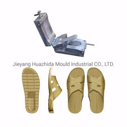 Matrijs van de Pantoffel van de Vorm van de Injectie van pvc van de Vorm van de Schoen van China Jieyang de Plastic voor Mensen