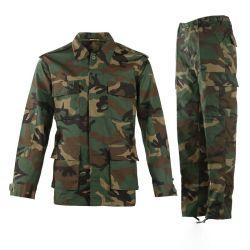 El BDU Chaqueta y Pantalón uniforme de camuflaje de combate militar uniforme del ejército táctico