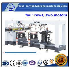 رؤوس متعددة أربعة/ ستة/ ثمانية صفوف/ رصف / حفر خط الخشب / ماكينة مملة CNC جهاز توجيه woodWorking CNC آلة البناء معدات وأدوات